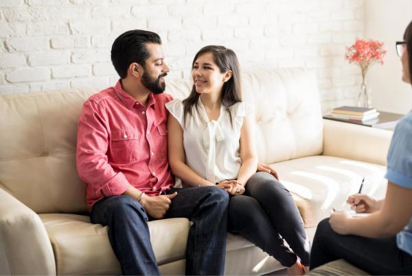 beneficios de la terapia para parejas