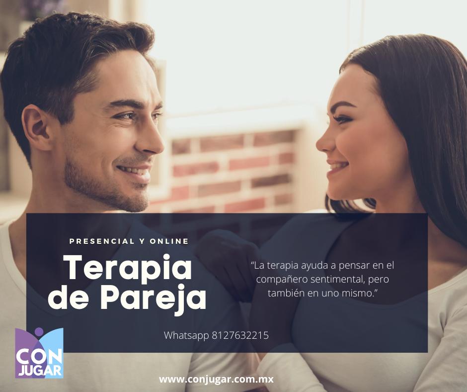terapia de pareja en Monterrey